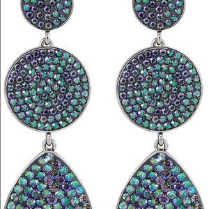 Henri Bendel Rocks Linear Earrings